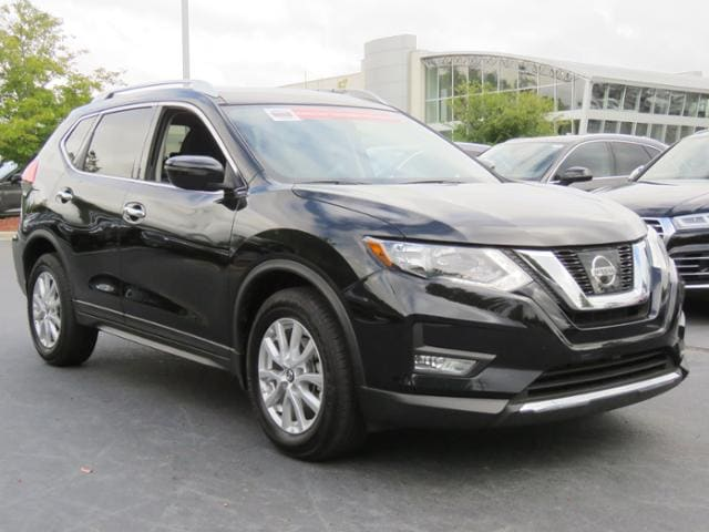Used Used 2017 Nissan Rogue Charlotte Area | Used Audi Dealer    KNMAT2MT6HP571653