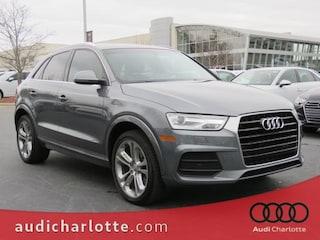 Used 2017 Audi Q3 2.0T Premium Plus SUV for sale in Charlotte