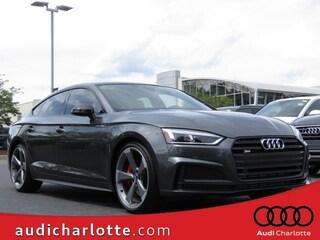 2019 Audi S5 3.0T Premium Plus Hatchback Charlotte