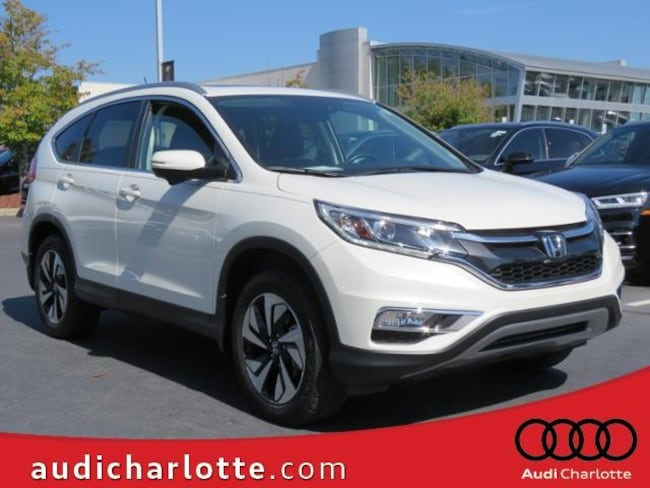 2016 Honda CR-V Touring SUV for sale in Charlotte NC