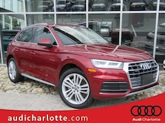 New 2018 Audi Q5 for sale in Charlotte