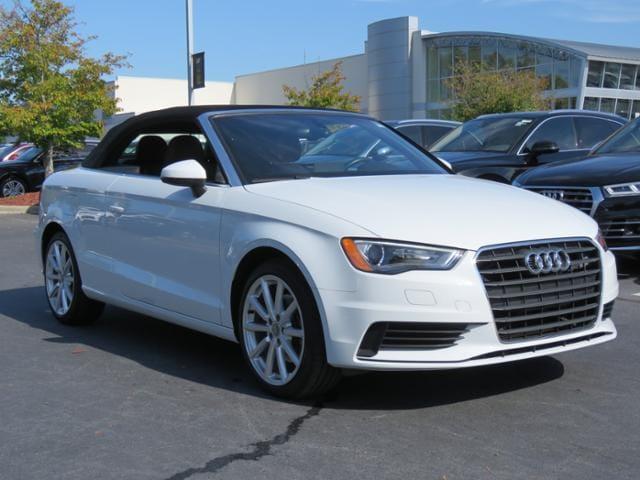 Used Used Audi A Charlotte Area Used Audi Dealer - Used audi a3
