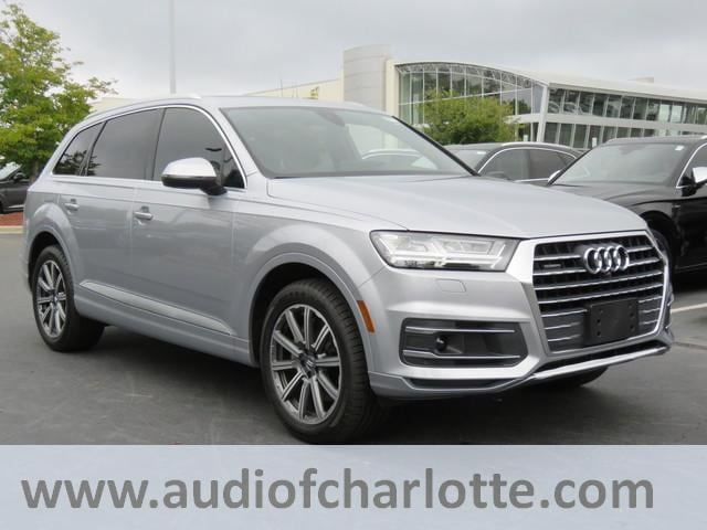 new audi q7 in charlotte nc inventory photos videos. Black Bedroom Furniture Sets. Home Design Ideas
