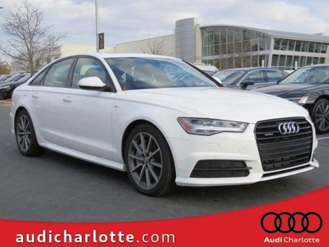 2017 Audi A6 2.0T Premium Plus Sedan for sale in Charlotte NC