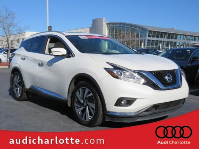 2015 Nissan Murano Platinum SUV for sale in Charlotte NC