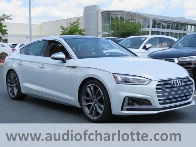 New Audi S Charlotte Northlake Area New Audi Sportback - Audi s5 2018