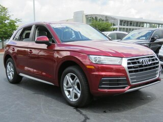 Certified Pre-Owned 2018 Audi Q5 2.0T SUV WA1ANAFY6J2088514 for Sale in Matthews, NC