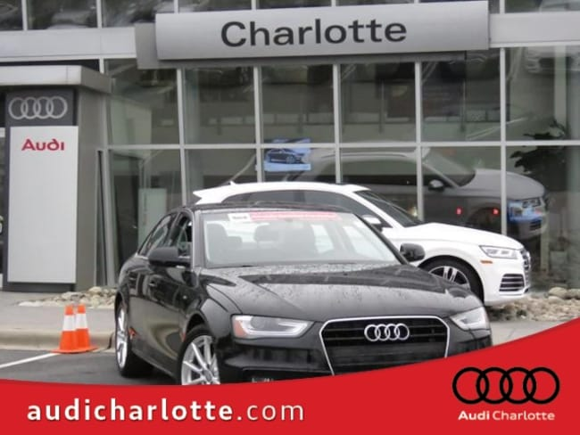 2016 Audi A4 2.0T Premium Sedan for sale in Charlotte NC