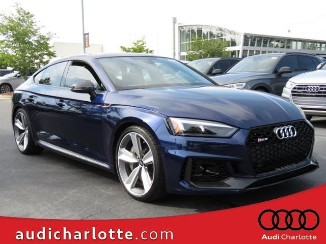 Featured new 2019 Audi RS 5 2.9T Hatchback for sale in Charlotte, NC