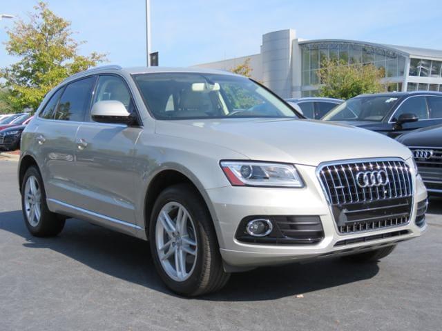 Used Used Audi Q Charlotte Area Used Audi Dealer - Used audi q5