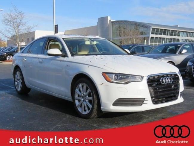 2014 Audi A6 3.0T Premium Plus Sedan for sale in Charlotte NC