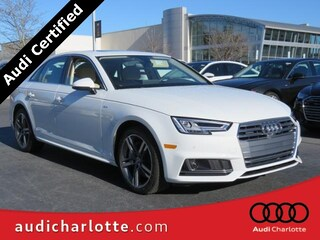 Used 2018 Audi A4 for Sale in Matthews, NC