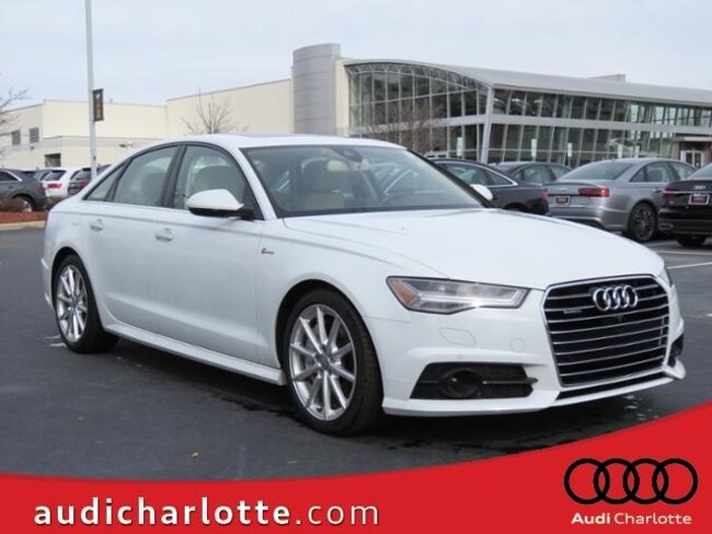 2017 Audi A6 3.0T Premium Plus Sedan for sale in Charlotte NC