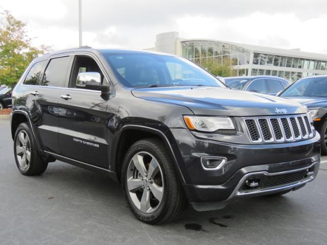 2014 Jeep Grand Cherokee Overland 4x2 SUV For Sale In Charlotte NC
