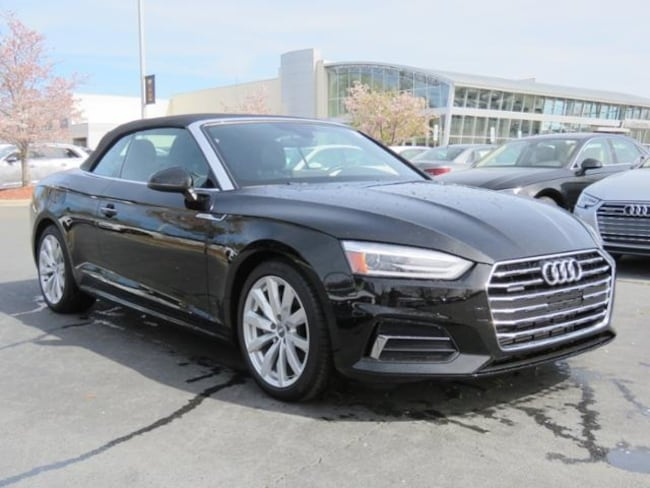 Used 2018 Audi A5 For Sale At Donald Automotive Group Vin