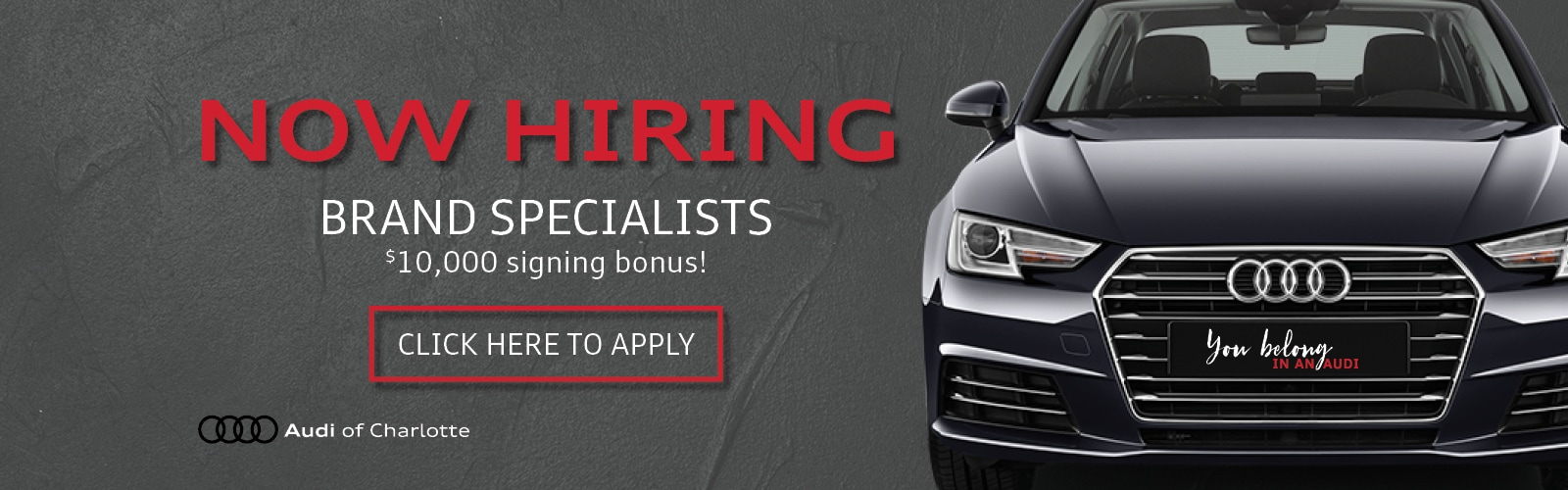 Dealer In Matthews By Gastonia And Concord NC Audi Of Charlotte - Audi repair charlotte nc