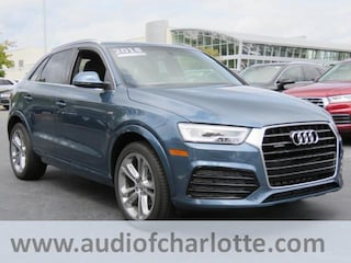 Certified Pre-Owned 2018 Audi Q3 2.0T SUV WA1JCCFS9JR019627 for Sale in Matthews, NC