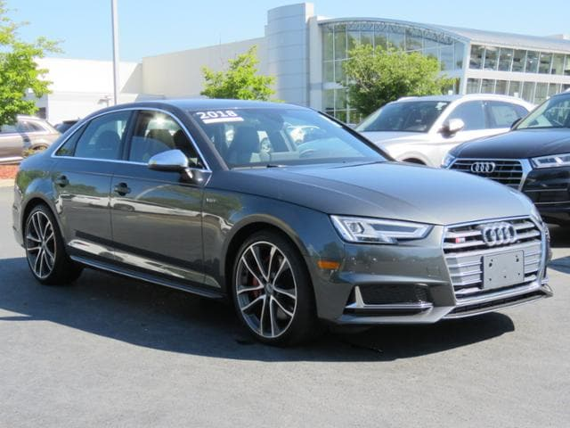 Used Audi S For Sale Matthews NC Serving Charlotte - Audi s4