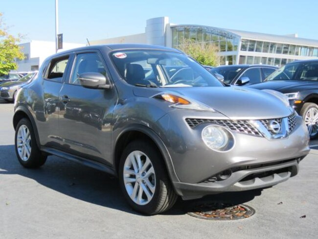 2015 Nissan Juke SV SUV for sale in Charlotte NC
