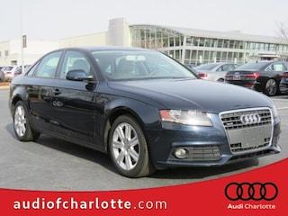 2010 Audi A4 2.0T Premium Sedan WAUDFAFL9AN041946 Charlotte