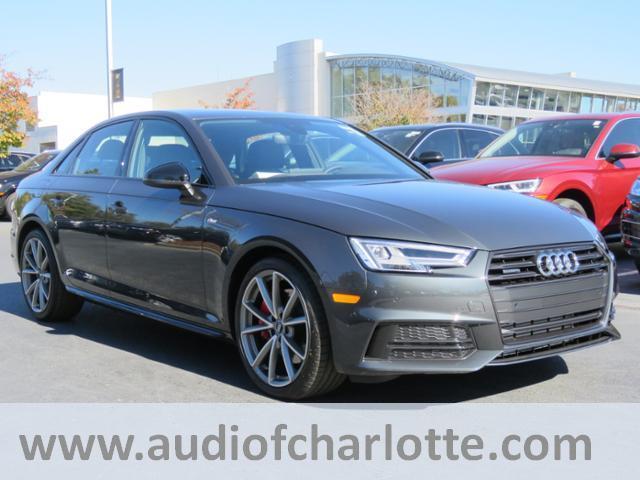 New Audi A Charlotte Northlake Area New Audi Sedan - Audi 2018