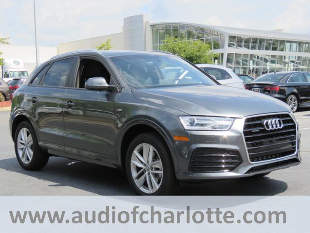 New Audi Q Charlotte Northlake Area New Audi SUV - Q3 audi