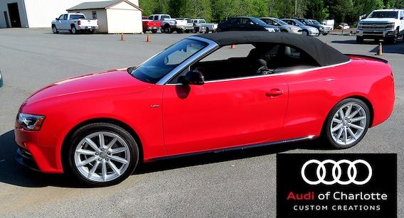 Audi Of Charlotte New Audi Dealership In Matthews NC - Audi custom