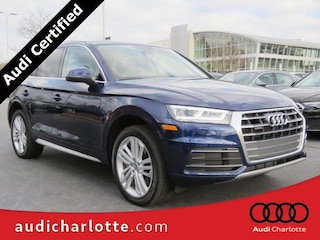 Used 2018 Audi Q5 for Sale in Matthews, NC
