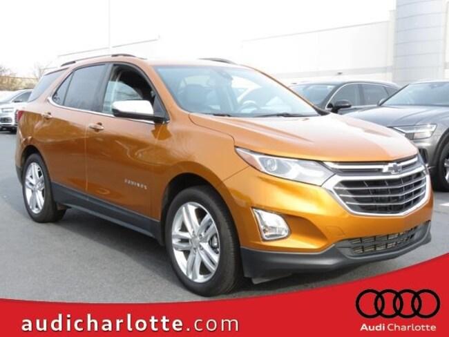 2018 Chevrolet Equinox Premier SUV for sale in Charlotte NC
