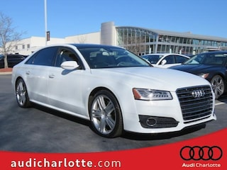 Used 2016 Audi A8 L 4.0T Sport Sedan WAU43AFD8GN010455 for sale in Charlotte
