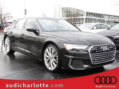 New 2019 Audi A6 Charlotte & Northlake Area | New Audi Sedan -  WAUM2AF25KN037347