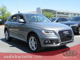 Used 2016 Audi Q5 2.0T Premium Plus SUV for sale in Charlotte