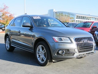 Certified Pre-Owned 2016 Audi Q5 3.0T Premium Plus SUV WA1D7AFP2GA040764 for Sale in Matthews, NC