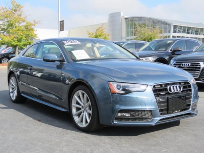 2015 Audi A5 2.0T Premium (Tiptronic) Coupe for sale in Charlotte NC