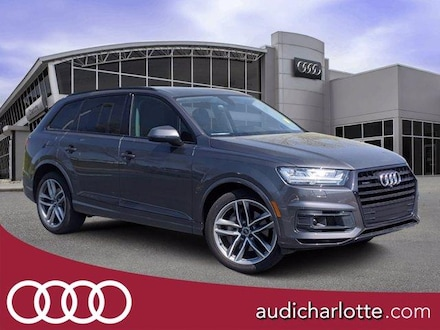 Featured pre-owned 2018 Audi Q7 3.0 Tfsi Prestige Sport Utility for sale in Charlotte, NC