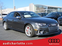 New 2019 Audi S4 for sale in Charlotte