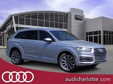 Featured pre-owned 2018 Audi Q7 2.0 Tfsi Premium Plus Sport Utility for sale in Charlotte, NC