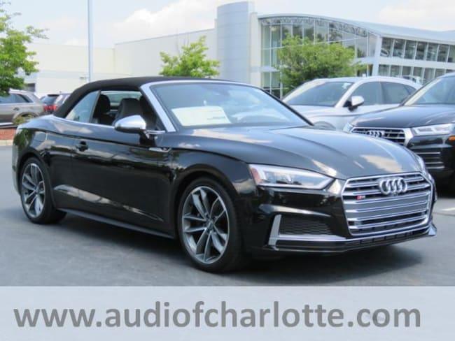 New Audi S Charlotte Northlake Area New Audi Cabriolet - Audi convertible