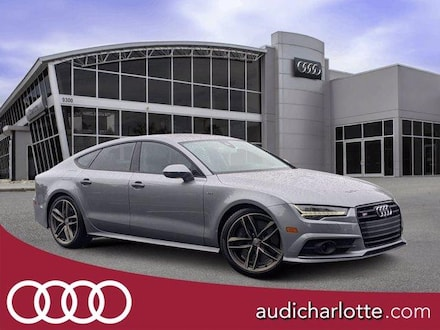 Featured pre-owned 2016 Audi S7 4dr HB Car for sale in Charlotte, NC