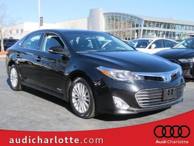 2014 Toyota Avalon Hybrid XLE Touring Sedan for sale in Charlotte NC