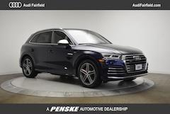 New 2018 Audi SQ5 3.0T Premium Plus SUV Fairfield CT
