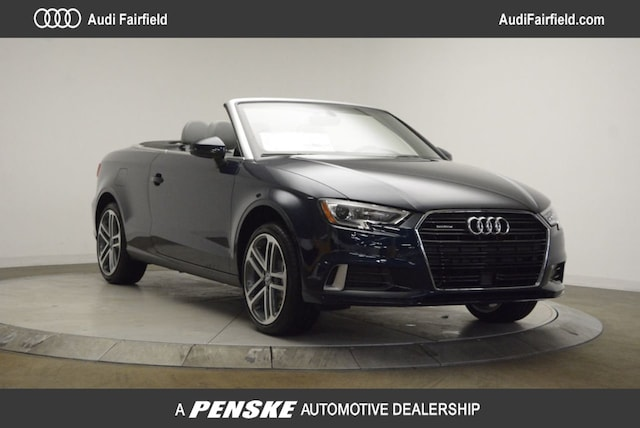 New 2019 Audi A3 2.0T Premium Cabriolet for Sale in Fairfield CT