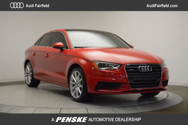 Used 2016 Audi A3 2.0T Premium Sedan for Sale in Fairfield, CT