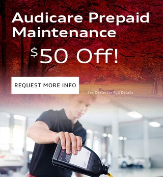 Audicare Prepaid Maintenance