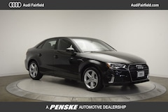 New 2018 Audi A3 2.0T Tech Premium Sedan WAUB8GFF5J1082192 J1082192 Fairfield CT
