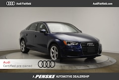 Pre-Owned 2015 Audi A3 2.0T Premium (S tronic) Sedan 1074562A WAUBFGFF9F1074562 in Fairfield, CT