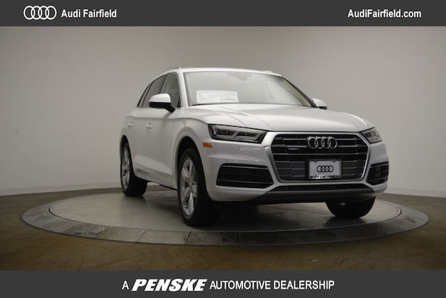 New 2019 Audi Q5 2.0T Premium Plus SUV for Sale in Fairfield CT