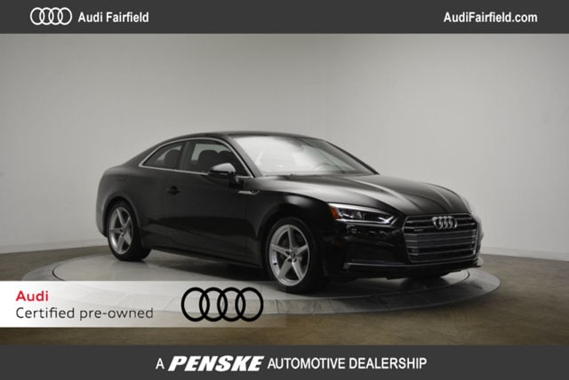Certified Pre-Owned 2018 Audi A5 Coupe 2.0T Premium Coupe Fairfield CT