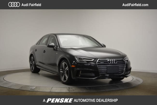 New 2018 Audi A4 2.0T Tech Premium Sedan in Fairfield, CT