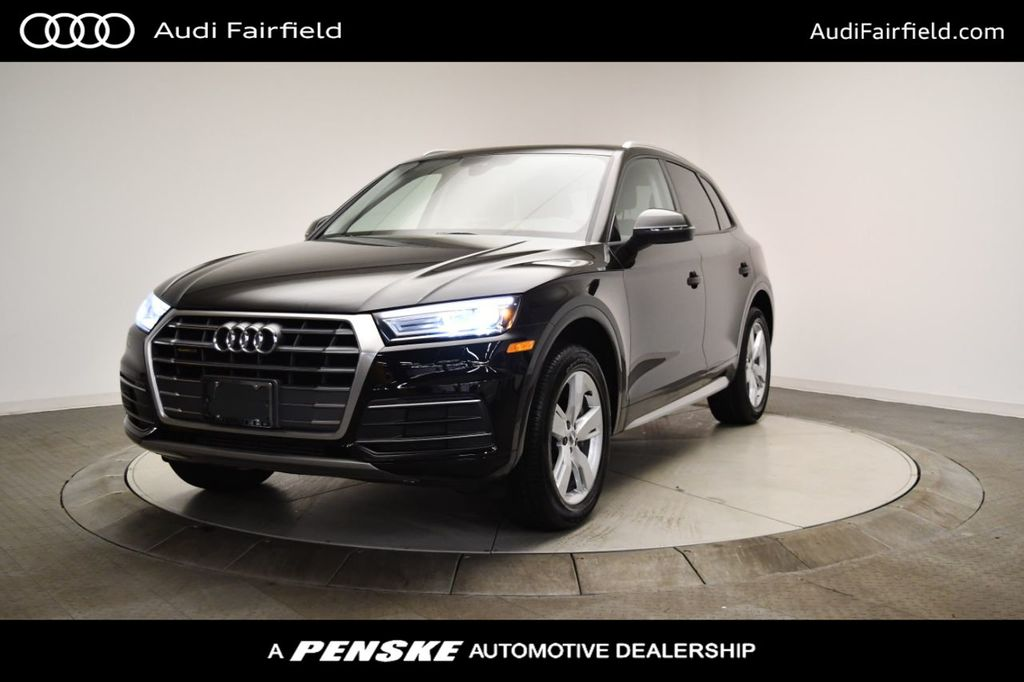 Used Audi Q5 Fairfield Ct